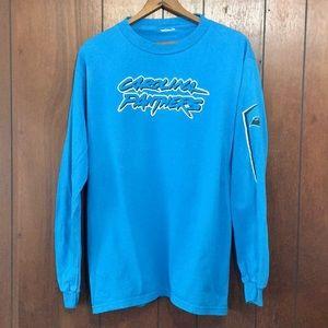 Carolina Panthers NFL Football Long Sleeve Shirt